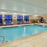 Indoor Pool w/Hot Tub