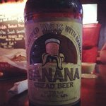 try the banana bread beer