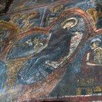 La vierge Marie couchée