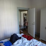 Hotell dubbel superior (Спальня)