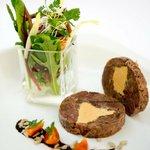 Dodine de joue de bœuf au foie gras
