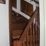 Stairs Down To Room
