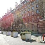 Ingresso principale Premier Inn County Hall London