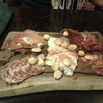 Surtido de Iberico (half portion)