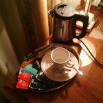 бесплатный чай