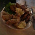 I fritti ad inizio cena
