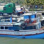 The 'cheap ferry'/San Jorge Nicaragua