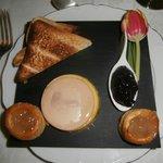 excellent dîner. au choix!