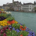 Thun (a good place to go if the weather isn't great)