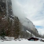 Lauterbrunnen (good even if there is low cloud)