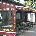 The Bailey Irish Pub. Well worth a visit....
