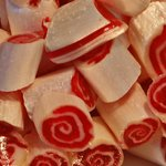 Boiled sweets.