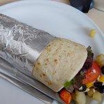 vegetarian gyro