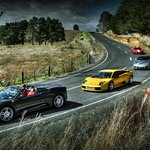 FreemanX Supercars - Self-Drive Tours