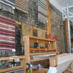 The weavings and looms