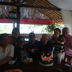 Surprise birthday celebration all the way in Bali!!!