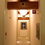 Hallway on 1st floor (2nd floor to us in the U.S.)