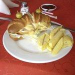 Lunch at Grand Hotel Santo Domingo