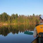 First canoe trip