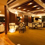 The Main Dining Area at the Dusit Club Lounge