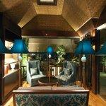 The Thai Pavilion at the Dusit Club Lounge