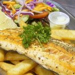 Flying Fish & Chips & Grill