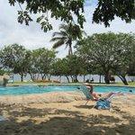 Swimming pool at Serenity