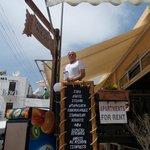 Nikos Braoudakis of Taverna Nikos