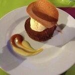 mi cuit chocolat cœur fondant caramel beurre salé