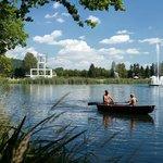 Gondelteich am Waldstrandbad
