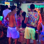 Pre-party for Full Moon Party