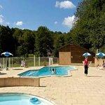 VVF Villages Eguzon : piscine