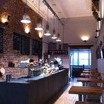 Cafe Coho - Queens Road Foto
