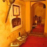 entrance hall riad