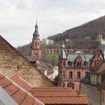 view of old heidelberg