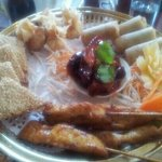 sharing platter starter excellent