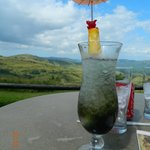 Cocktail at Hilltop