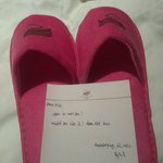 my new slippers :)