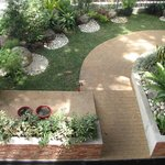 resort grounds made with accessiblity in mind