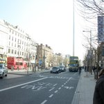 La misma calle