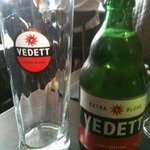 La Vedett, légère et goûtue