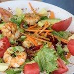 Rocamar tropical salad