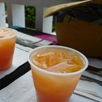 Lil' rum punches