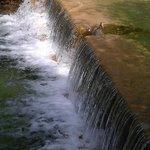 Espace baignade riviere privée
