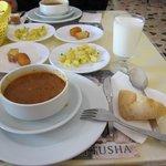 Baskent Restaurant・・・量の多いスープは美味しい