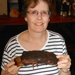 27 dollar rib.........worth every penny
