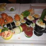 Maiko Sushi Photo