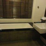 Bath tub!
