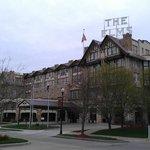 A majestic hotel