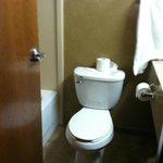 Omaha's tiniest bathroom